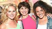 Laura Bell Fans at Wicked - Laura Bell Bundy - Margo Lion - Marissa Jaret Winokur