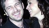 Phantom Film Stars at Bloomingdale's - Gerard Butler - Minnie Driver
