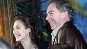 Phantom Film Stars at Bloomingdale's - Emmy Rossum - Andrew Lloyd Webber