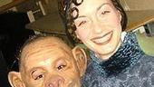 Backstage at Wicked (2/05) - xxx - Michelle Federer