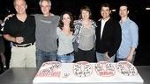 Jersey Boys 2,000th Performance – Mark Lotito – Sara Schmidt – Peter Gregus – Dominic Nolfi