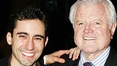 Celebs at Jersey Boys - Ted Kennedy