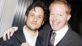 Merchant of Venice Opening night – Christopher Fitzgerald – Jesse Tyler Ferguson