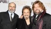 Merchant of Venice Opening night – Daniel Sullivan – Al Pacino – Oskar Eustis