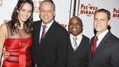 Pee-wee opens - Chelsea Lovett - Roy Miller - Randy Donaldson - Tim Laczynski