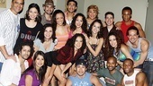 Gypsy 2010 – In the Heights cast