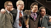 Show Photos - That Championship Season - Kiefer Sutherland - Jim Gaffigan - Chris Noth - Jason Patric - Brian Cox
