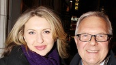 Good People Opening Night – Nina Arianda – Walter Bobbie