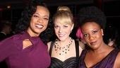 Priscilla opens – Jacqueline B. Arnold – Ashley Spencer – Anastacia McCleskey