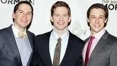 Mormon opens - Kevin Duda - Rory O'Malley - Jason Michael Snow