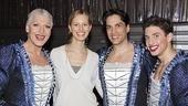 Priscilla models – Karolina Kurkova – Tony Sheldon – Will Swenson – Nick Adams