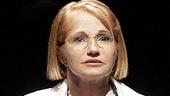 Ellen Barkin as Dr. Emma Brookner in The Normal Heart.