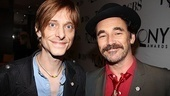 Tony Brunch – Mackenzie Crook – Mark Rylance