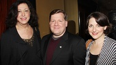 Tony Brunch - Lynne Meadow - David Lindsay Abaire - Mandy Greenfield