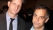 Paul Sparks reunites with his Take Me Out director Joe Mantello.