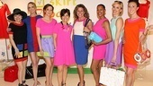 <i>Catch Me If You Can</i> Lisa Perry Fashion Event – Lisa Perry and <i>Catch</i> me female ensemble