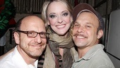 Nancy Sinatra & Mark Sanchez at Catch Me If You Can – Lonny Price – Angie Schworer – Norbert Leo Butz