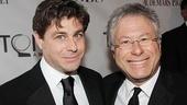 2011 Tony Awards Red Carpet – Glenn Slater - Alan Menken