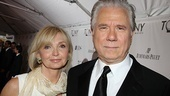 2011 Tony Awards Red Carpet – John Larroquette - Elizabeth Ann Cookson