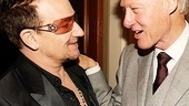 Spider-Man opening – Bono – Bill Clinton