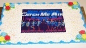 Catch Me If You Can 100th Performance – cake