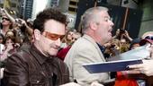 Spider-Man Letterman – Bono