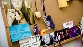 Day in the Life of Kacie Sheik – bulletin board
