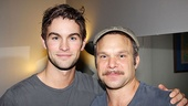 Chace Crawford at Catch Me If You Can – Chace Crawford – Norbert Leo Butz