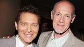 <i>Follies</i> opening night – Michael Feinstein – Neil Meron