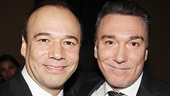 <i>Follies</i> opening night – Danny Burstein – Patrick Page