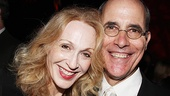 <i>Follies</i> opening night – Jan Maxwell – husband