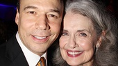 <i>Follies</i> opening night – Danny Burstein – Mary Beth Peil