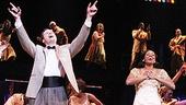 Memphis national tour launch – cast perform