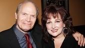 Memphis national tour launch – William Parry – Julie Johnson