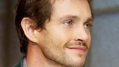 Hugh Dancy as Thomas in Venus in Fur.