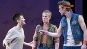 Show Photos - West Side Story national tour - Casey Garvin - Alexandra Frohlinger - Nathan Keen - Jon Drake
