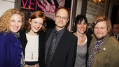 Venus in Fur Broadway Opening Night – Molly Smith Metzler – Colby Minifie – David Hyde Pierce – Leigh Silverman – Michael Chernus