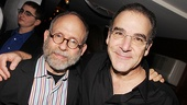 An Evening With Patti and Mandy Opening Night – Mandy Patinkin – Bob Balaban