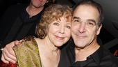 James Lapine and Mandy Patinkin made Broadway history together as librettist/director and star of <i>Sunday in the Park With George</i>, and Patinkin also appeared in Lapine's beloved musical <i>Falsettos</i>.