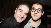 An Evening With Patti and Mandy Opening Night – Mandy Patinkin – Gideon Patinkin