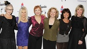 2011 <i>Gypsy of the Year</i> - Mews Small – Ilene Kristen- Joy Rinaldi – Carole Demas – Adrienne Barbeau – Katie Hanley