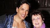 Priscilla Queen of the Desert- Will Swenson and Billie Jean King