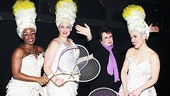 Priscilla Queen of the Desert - Anastacia McCleskey, Lisa Howard, Billie Jean King and Esther Stilwell