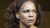 Audra McDonald as Bess in Porgy and Bess.