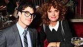 How to Succeed – Darren Calvin Klein Party - Darren Criss – Susan Sarandon