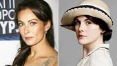 Downton Abbey Casting - Laura Benanti