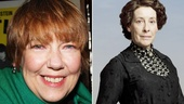 Downton Abbey Casting - Harriet Harris