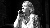 Linda Emond as Linda Loman in Death of a Salesman.