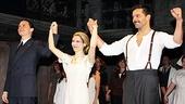 Evita - Michael Cerveris, Elena Roger and Ricky Martin