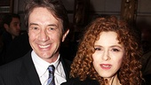 Death of a Salesman -Martin Short and Bernadette Peters Andrew Garfield